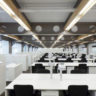 執務室天井